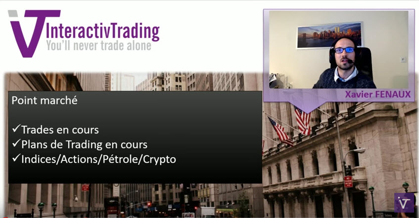 $INDICES (Indices) -  [IVT LIVE] Point marché 21 Mars 2018