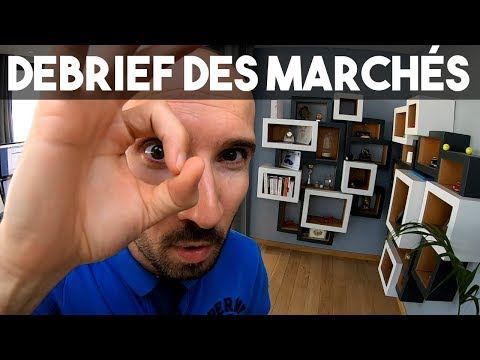 DEBRIEF de la semaine : Black Friday - SP500 - DAX - CAC40 - EURUSD - NZDJPY