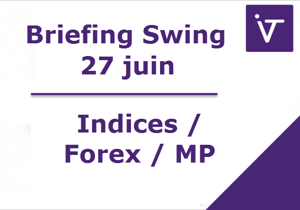 $INDICES (Indices) - Briefing Swing du 28 juin